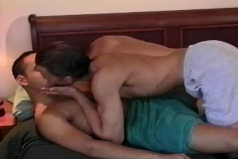 delicious Mike Brings Buddy Chad With A big pulsating Surprise