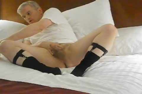 dad On The dirtyel bed