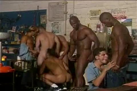 Workshop orgy