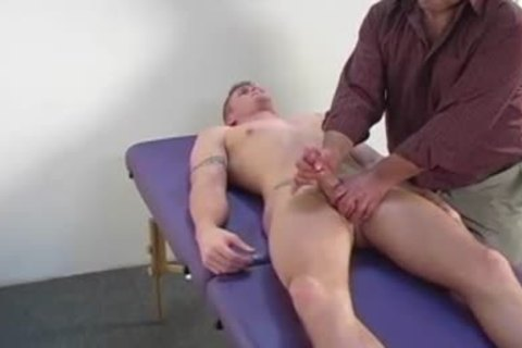 Massage And A handjob