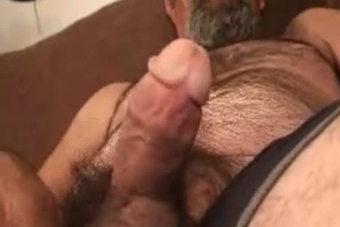 aged homosexual boy Beating Off & Giving blowjob