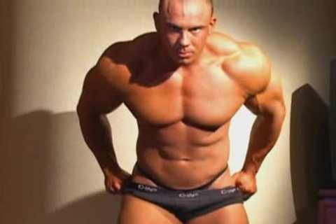 horny Muscle Worship