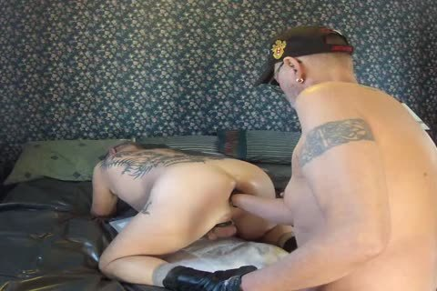 daddy Fisted And toys