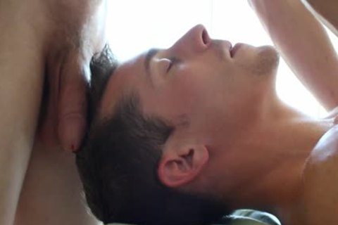 gayRoom Sensual Mbuttage Turns Into skankty Sex