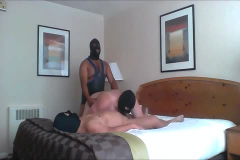 2 Cubs fuck And Breed A Chub During Dore 2014. The Chub Bottom Requested We All receive Geared Up In Hoods And Singlets while We fuck. The Two Of Us Tops Take Turns Breeding The Bottom, Then The Chub Jerks Off And Cums On The asian Tops Face.