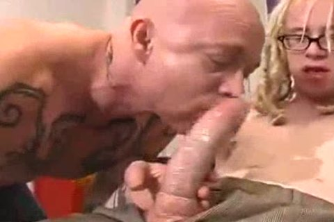 Buck  angel And hippie