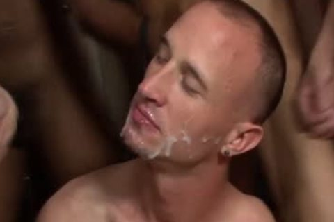 homosexuals Are Into gangbang Action more Than Ever