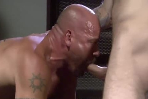 bare Muscle - Scene 1 - Factory video