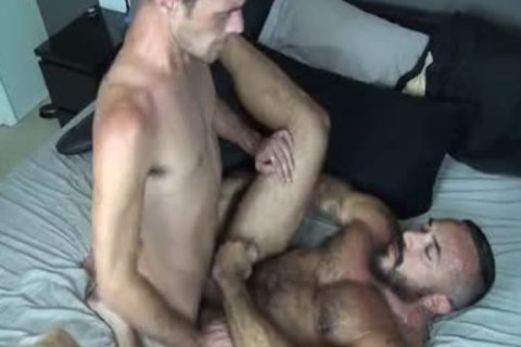 [men bare] Brett Bradley And Alessio Romero