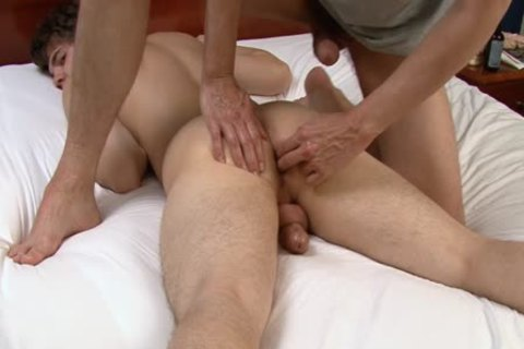 Shawn Lane Enjoys A good Massage