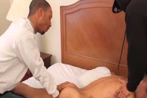 A dirty threesome With Romeo And Lil Papi