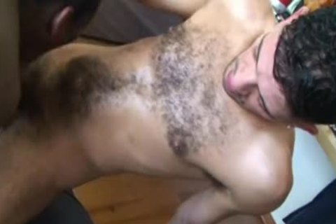 black And Arab twink Flip Flop naked bang