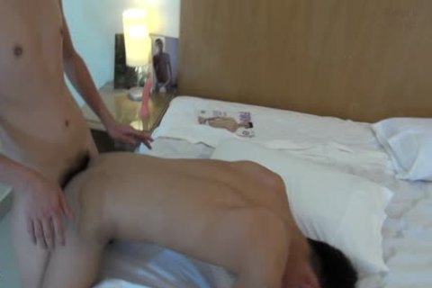 A gay Sex Scene Where Two guys suck And hammer