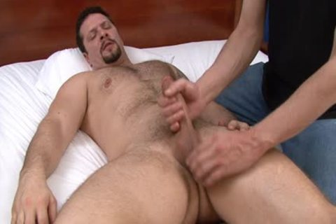 Vinnie D'Angelo acquires A lovely cook jerking today