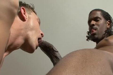 Kody Rean acquires His anal Pummeled By A black twink