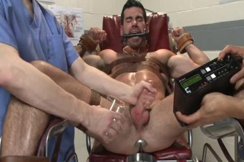 We Tie dudes Up And wait Till They Are Begging To cum, Then We Tease 'em more Until They Cant Take It Any more!