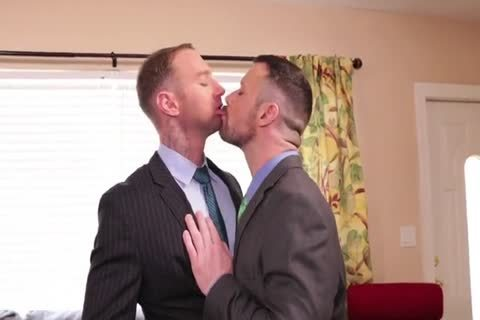Dylan James And Sergeant Miles