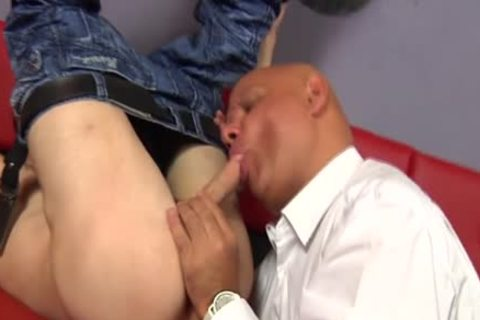 old homosexual rimming wazoo And sucking penis