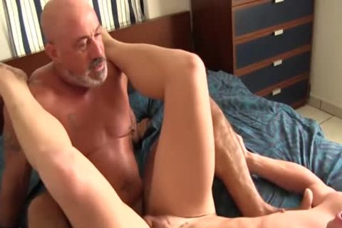 Scott Pierce bareback pounds Colby Cross