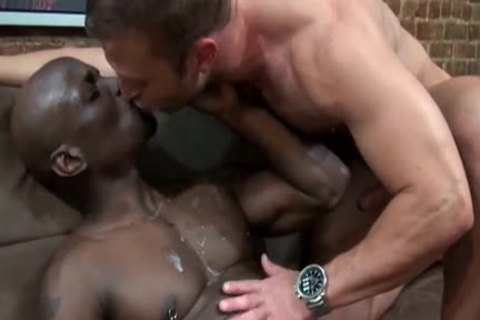 gigantic darksome And pumped up Beefcake Jay darksome And Jr Bronson