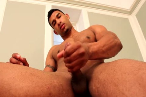 Enrique A likes To Touch His cock Excitedly