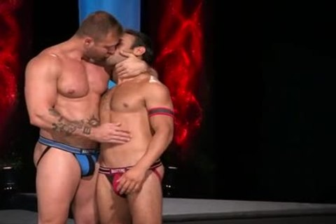 Austin Wolf Takes A delicious ass