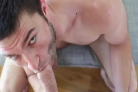 ManRoyale - Abel Archer Caught Jerkin To Porn