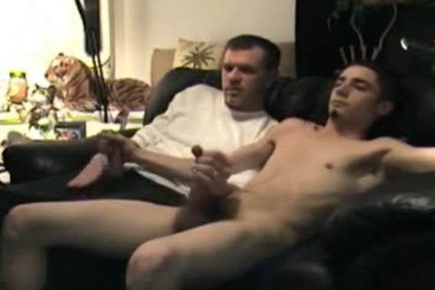 Jacking Off With Straight lad Cory