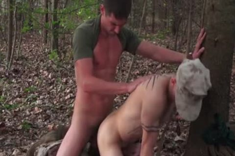 Army man Seduces The Soldier