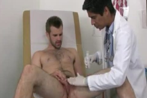 Businessman Examined By gay Male Doctor one time hi