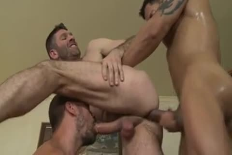 tasty Threeway With hoe DPed