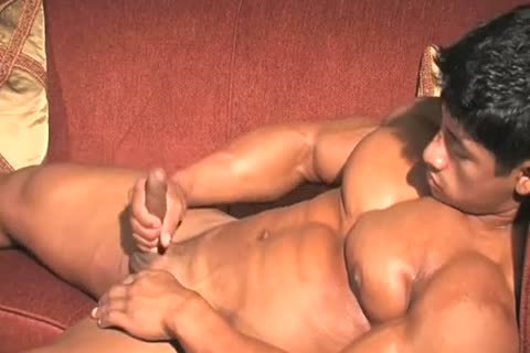 Muscle Japanese spooge And Take A Shower