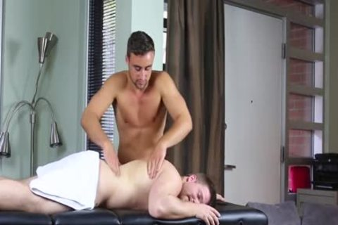 Marco Lebeau And Samuel Stone Massage And Sex