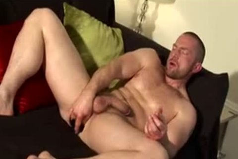 beefy Muscled Rugby dad Solo love juice