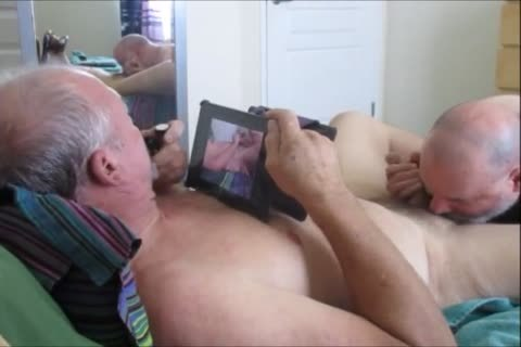 Poppered & booty-Plugged Plumber receives dick Pumped & Popped.