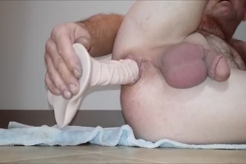 Nakedguy1965 Eats Food From My butthole