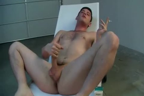 banging Chase Hungry butthole With A fake penis