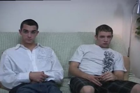 Straight College males Cumming clips homosexual So, Dam
