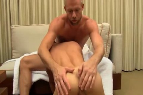 Andy Taylor receives A monstrous knob In His taut chocolate hole