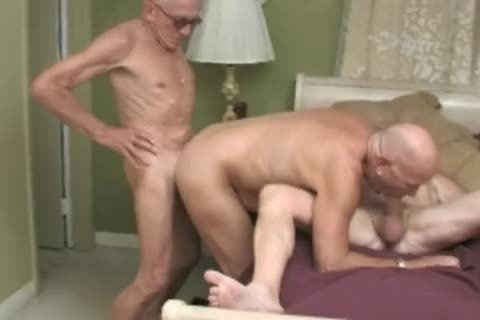 grand-dad plow threesome