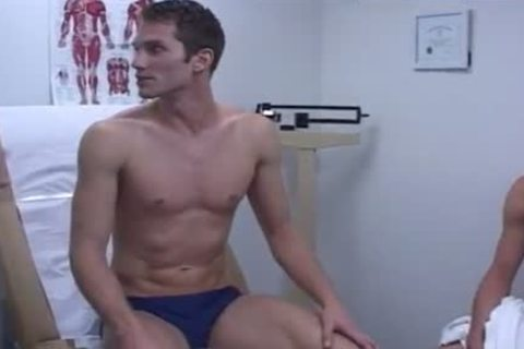 Exam Physical Military lad Clip And Doctor pound