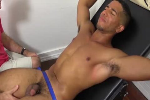 lewd And sexy Mikey receives Hands And Feet fastened while Tickled
