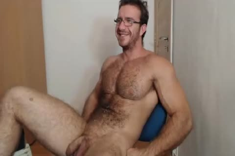 [web camera] Bigdudex A sexy hairy Daddy Shows ass And