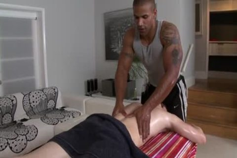 gigantic rod homosexual oral With Massage