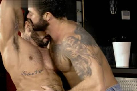 Muscle homo oral sex With ball batter flow