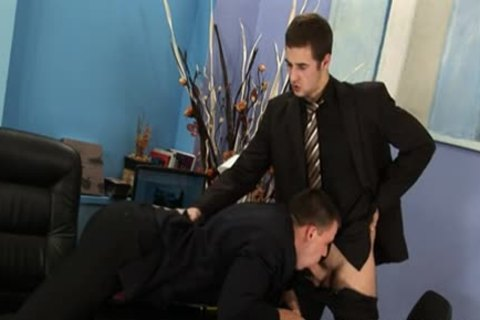 Igor And Pavol Office Sex
