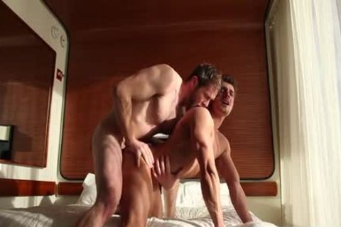 Muscle gay butthole invasion And sex cream flow