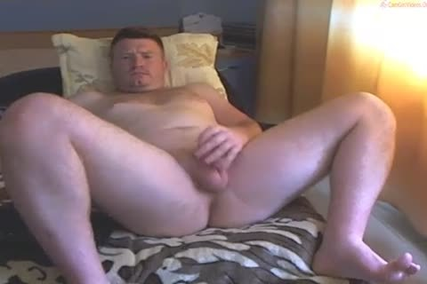 Ginger Cub Exposes His filthy Bits