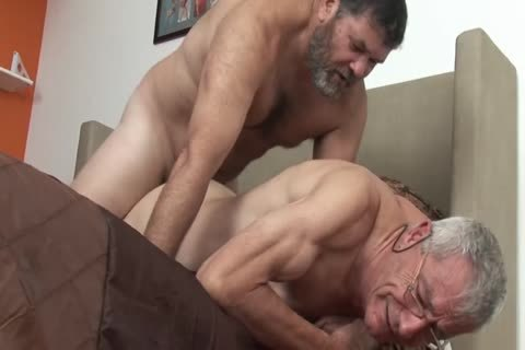 pounding Y old dad raw