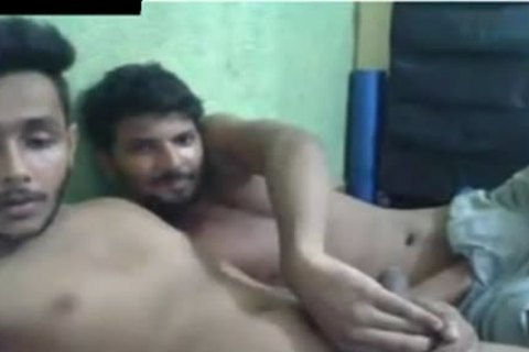 Indian chaps Having fun On cam